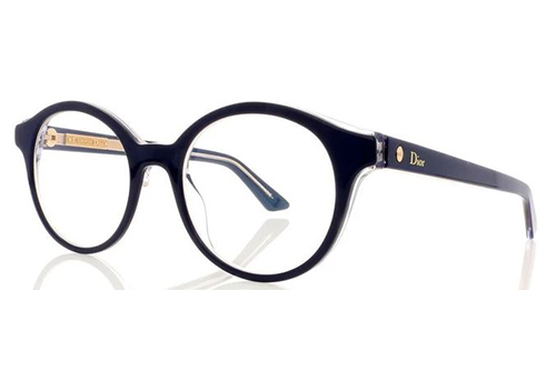 Christian Dior Montaigne2 MVT/19 BLUE CRYSTAL 49 Donna