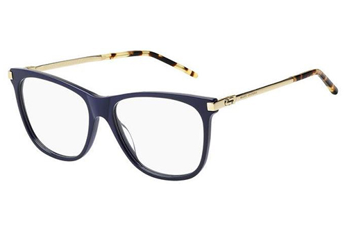 Marc Jacobs Marc 144 QWA/15 BLUE GOLD 55 Unisex