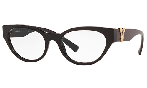 Versace 3282 VISTA GB1 53 Akinių rėmeliai Moterims