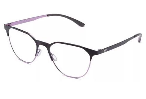 Adidas AOM005O.009.015 black and metallic violet 52 Akinių rėmeliai
