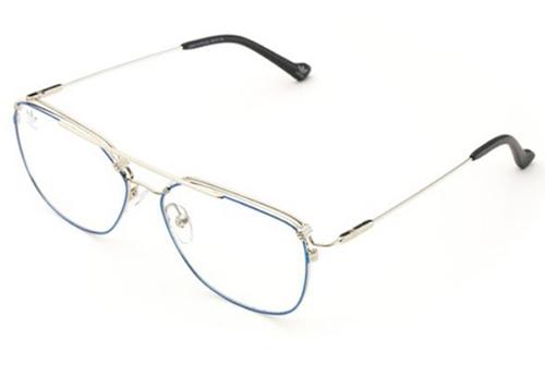 Adidas AOM011O.075.022 silver&blue 56 Akinių rėmeliai