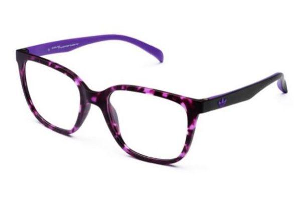 Adidas AOR010O.144.009 havana violet and black 53 Akinių rėmeliai