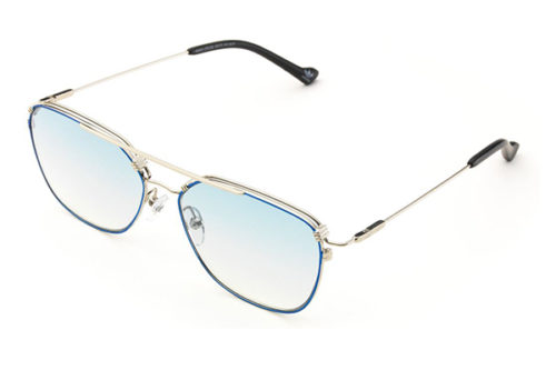 Adidas AOM011.075.022 silver & blue 56 Akiniai nuo saulės