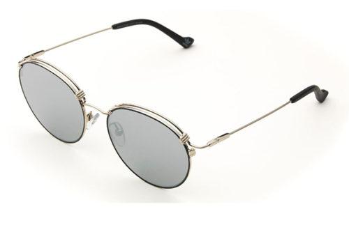 Adidas AOM013.075.009 silver&black 51 Akiniai nuo saulės