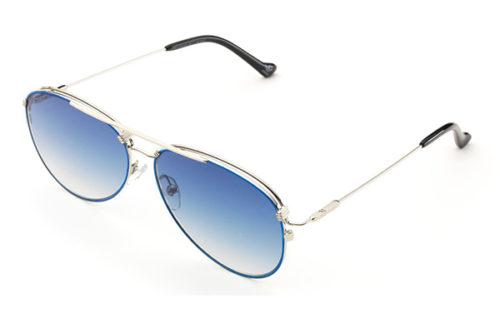 Adidas AOM016.075.022 silver&blue 58 Akiniai nuo saulės