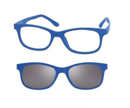 CentroStyle F007946125000 MATT BLUE 46 16-   Akinių rėmeliai