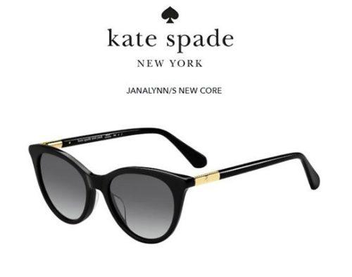 Kate Spade Janalynn/s 807/WJ BLACK 51 Akiniai nuo saulės Moterims