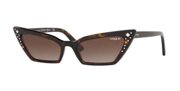 Vogue 5282SB W65613 54 Akiniai nuo saulės Moterims