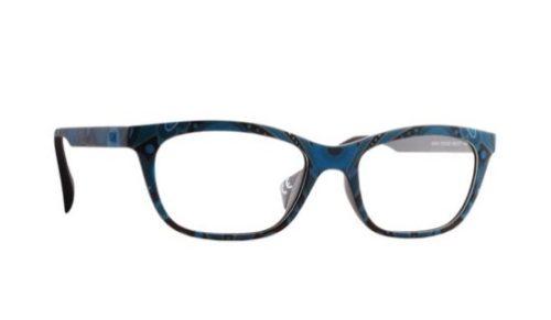 Pop Line IV015.TSC.022 teschio blue 50 Akinių rėmeliai