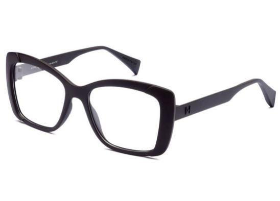 Pop Line IV040.009.000 black matte 53 Akinių rėmeliai
