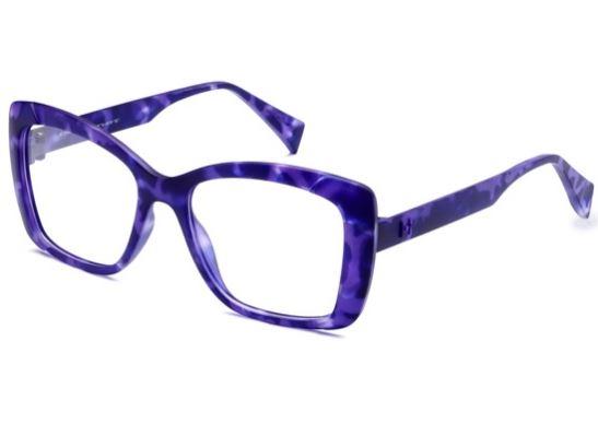 Pop Line IV040.094.000 havana violet matte 53 Akinių rėmeliai