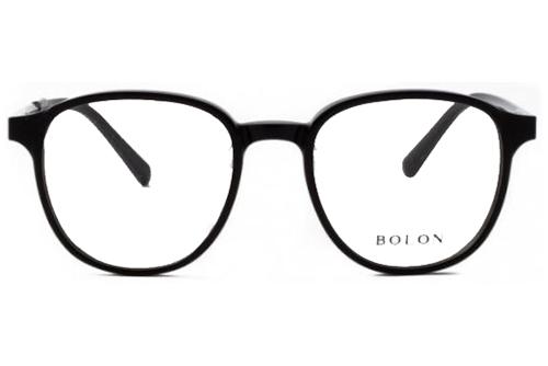 Bolon BJ3087 black 49 Akinių rėmeliai Vyrams