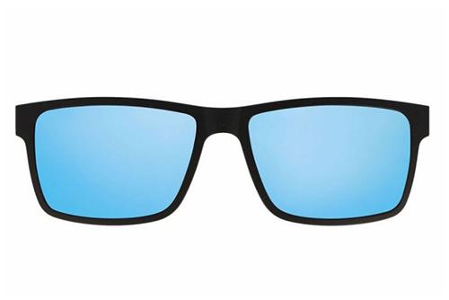 CentroStyle 56348AS MATT BLACK/BLUE MIRROR   Akinių rėmeliai