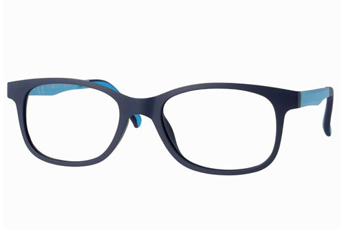 CentroStyle F007948125000 MT SOLID BLUE/AS   Akinių rėmeliai