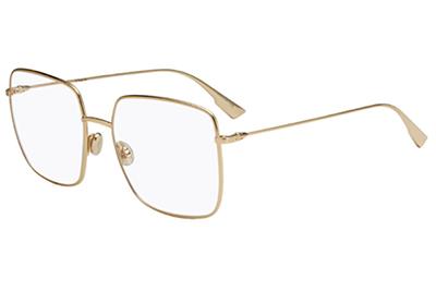 Christian Dior Diorstellaireo1 J5G/17 GOLD 54 Akinių rėmeliai Moterims