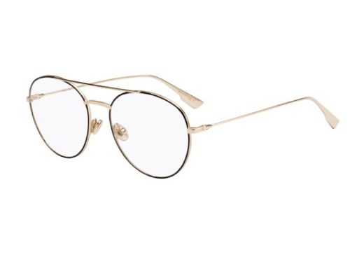 Christian Dior Diorstellaireo5 2M2/17 BLACK GOLD 54 Akinių rėmeliai Moterims