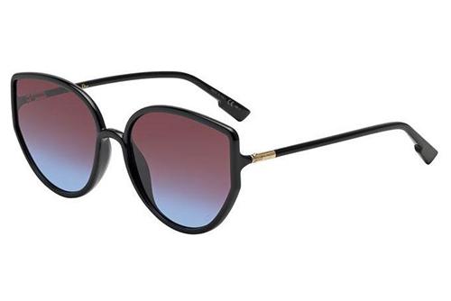 Christian Dior Sostellaire4 807/YB BLACK 58 Akiniai nuo saulės Moterims