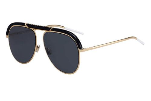 Christian Dior Diordesertic 2M2/2K BLACK GOLD 58 Akiniai nuo saulės Moterims