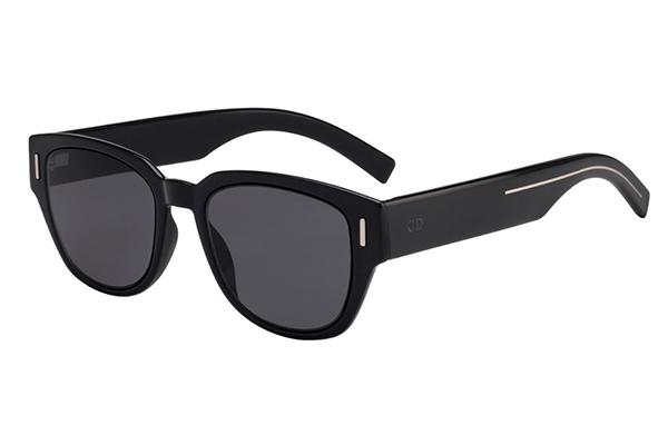 Christian Dior Diorfraction3 807/2K BLACK 50 Akiniai nuo saulės Vyrams