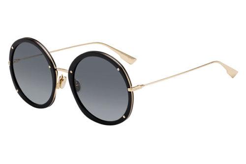 Christian Dior Diorhypnotic1 2M2/1I BLACK GOLD 56 Akiniai nuo saulės Moterims