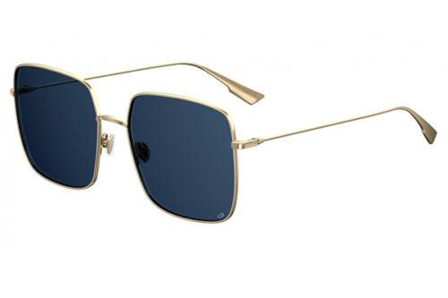 Christian Dior Diorstellaire1 LKS/A9 GOLD BLUE 59 Akiniai nuo saulės Moterims