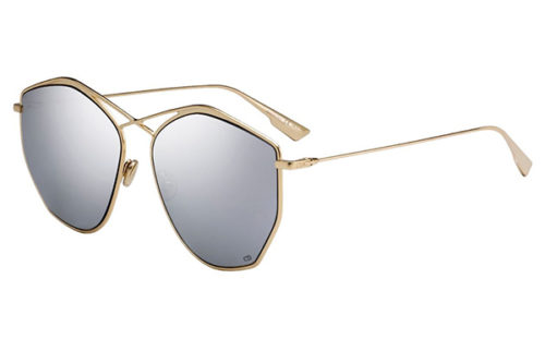 Christian Dior Diorstellaire4 J5G/DC GOLD 59 Akiniai nuo saulės Moterims