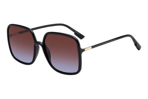 Christian Dior Sostellaire1 807/YB BLACK 59 Akiniai nuo saulės Moterims