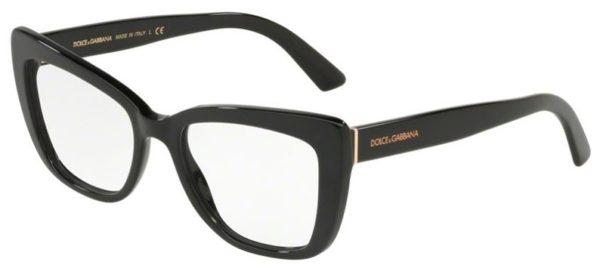 Dolce & Gabbana 3308 501 53 Akinių rėmeliai Moterims