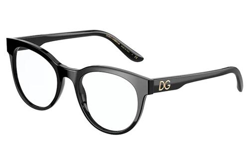 Dolce & Gabbana 3334 501 52 Akinių rėmeliai Moterims