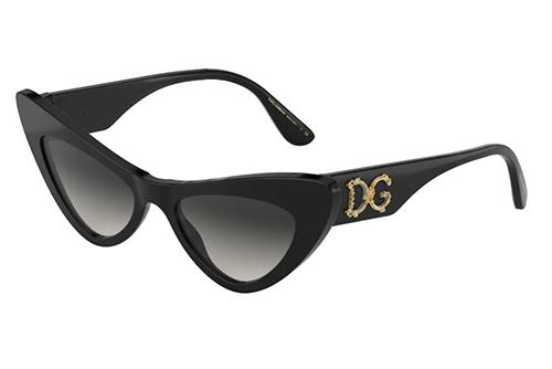 Dolce & Gabbana 4368 501/8G 52 Akiniai nuo saulės Moterims