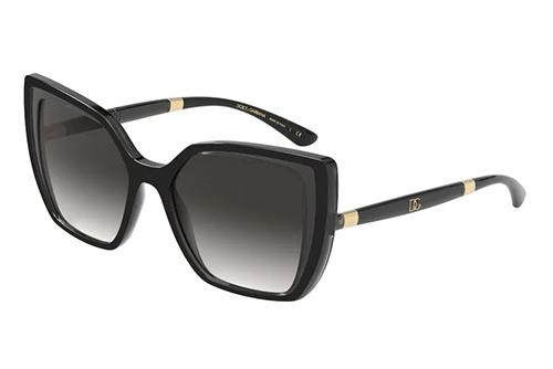 Dolce & Gabbana 6138 32468G 55 Akiniai nuo saulės Moterims