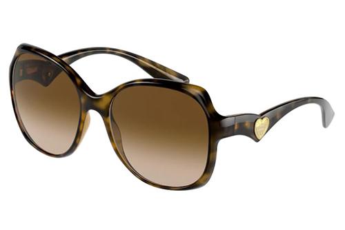 Dolce & Gabbana 6154  502/13 57 Akiniai nuo saulės Moterims