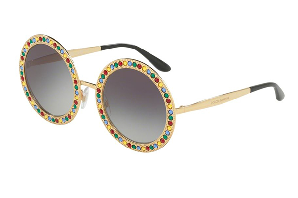 Dolce & Gabbana 2170B 02/8G 51 Akiniai nuo saulės Moterims