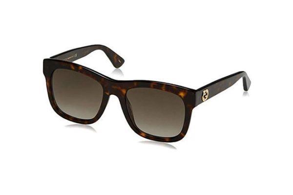 Gucci GG0032S avana 54 Akiniai nuo saulės Moterims