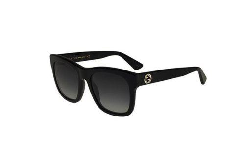Gucci GG0032S black 54 Akiniai nuo saulės Moterims