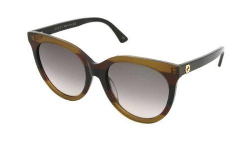 Gucci GG0179SA 003-multicolor 55 Akiniai nuo saulės Moterims