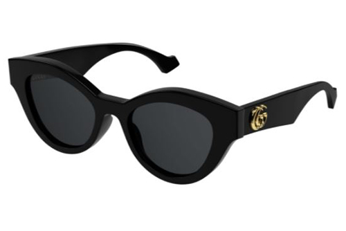Gucci GG0957S 002 black black grey 51 Moterims