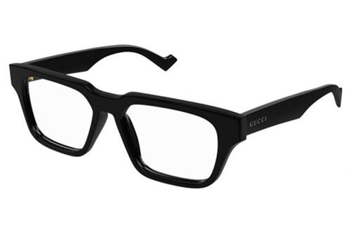 Gucci GG0963O 001 black black transpare 53 Akinių rėmeliai Vyrams