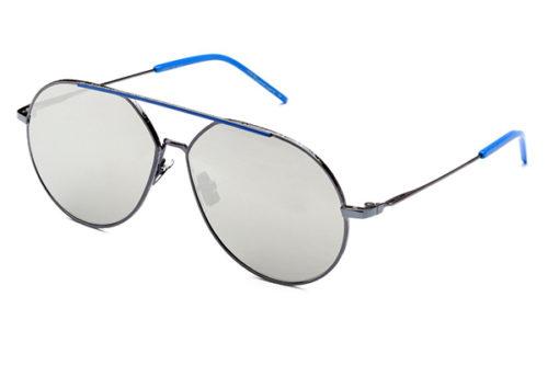 Italia Independent 312021022 blue 60 Akiniai nuo saulės Unisex
