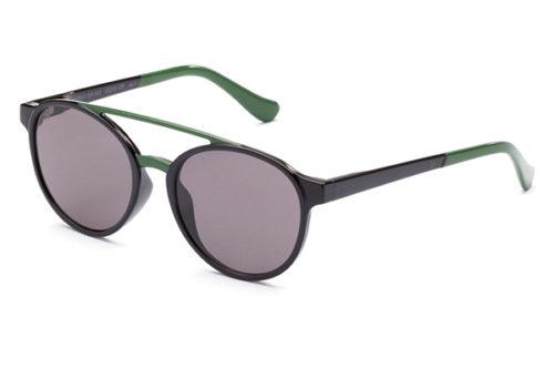 Italia Independent DYB001.009.032 black & green 45 Akiniai nuo saulės