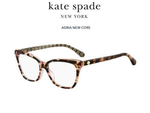 Kate Spade Adria 0T4/16 HAVANA PINK 52 Akinių rėmeliai Moterims