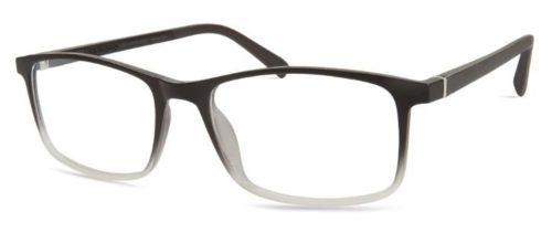 MODO FINLAY black grey gradient 54 Akinių rėmeliai Unisex