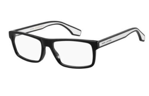 Marc Jacobs Marc 290 80S/17 BLACK WHITE 55 Akinių rėmeliai Unisex