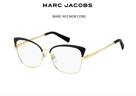 Marc Jacobs Marc 402 807/16 BLACK 53 Akinių rėmeliai Moterims
