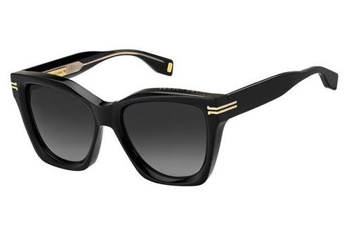Marc Jacobs Mj 1000/s 807/9O BLACK 54 Akiniai nuo saulės Moterims
