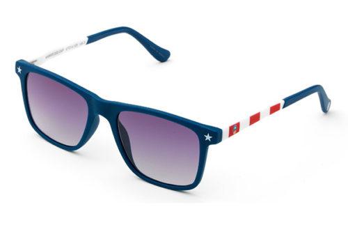 Marvel MAB005.022.CAP blue & stripes capitan am 47 Akiniai nuo saulės