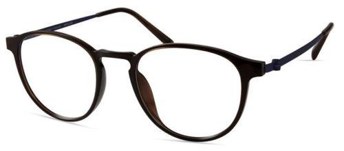 Modo 7013 dark brown 47 Akinių rėmeliai Unisex