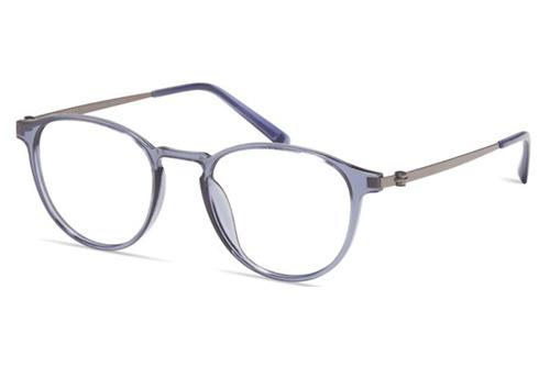 Modo 7013 greyish blue 47 Akinių rėmeliai Unisex
