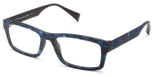 Pop Line IV005.TR2.022 tartan new blue 53 Akinių rėmeliai