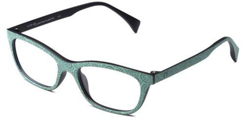Pop Line IV015.CRL.036 circles aqua green 50 Akinių rėmeliai